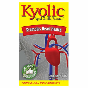 Kyolic Aged Garlic Extract Once-A-Day