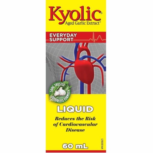 Kyolic Aged Garlic Extract Liquid